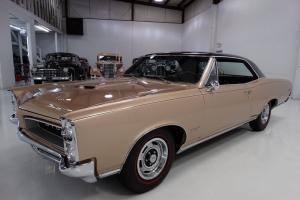 1966 PONTIAC GTO HARDTOP, PHS DOCUMENTATION 4-SPEED MANUAL!