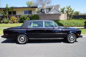 1980 BEVERLY HILLS CALIFORNIA 2 OWNER CAR SINCE NEW IN DESIRABLE ALL BLACK COLOR