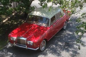 """Rare Bentley """"T"""" Restored Stunning Cream Over Red Right Hand D Show Condition!"""