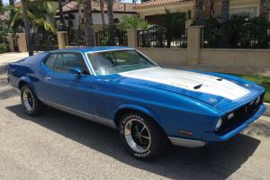 Mach 1 Ram Air Fastback, Low Reserve, Not 1965 1966 1967 1968 1969 1970 Shelby