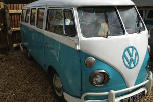 1973 VW SPLITSCREEN 15 WINDOW BRAZILIAN IMPORT