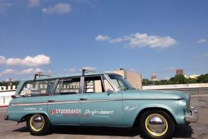 1963 Studebaker Lark Wagonaire Stationwagon - Rare Collector! Runs Great