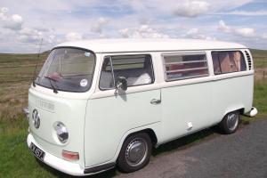 1971 vw t2 left hand drive camper van tax exmpt
