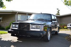 1982 Volvo 242 GLT Turbo Coupe - RESTORED - No Reserve - 240 Black
