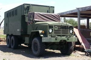 AM General 5 Ton M934 Expansible Van