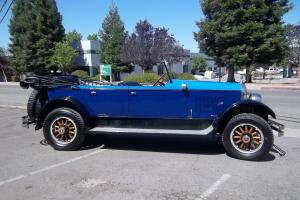 1925 Marmon model 74 Phaeton Great open touring car very nice condition