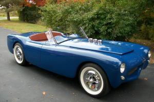 1955 Woodill Wildfire Fiberglass Sports Car Photo