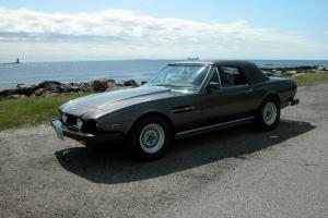 1987 Aston Martin V8 Volante, 7400 Miles, 2nd Owner