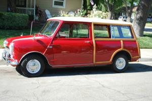 1964 Austin Mini Countryman Woody for Sale
