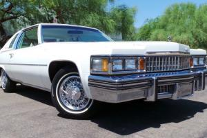 1978 Cadillac Coupe Deville, 425ci, Leather, Perfect 2 Owner, 8,400 Actual Miles