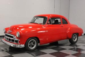 ENTRY-LEVEL STREET ROD, STRONG 350 V8, TH350 AUTO, R134A A/C, TORQUE THRUSTS!!!