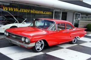 1960 Chevrolet Biscayne Automatic Restored Great Cosmetics