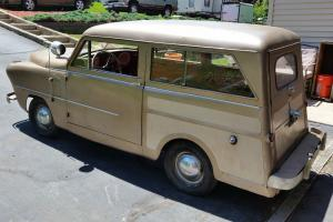 1951 Crosley station wagon CD