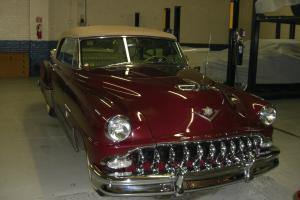 1953 Desoto Firedome 8  Convertible    62,000 Original Miles