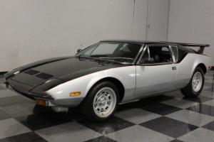 ONE-OF-A-KIND PANTERA, PUNCHED OUT 420 V8 STROKER, ZF 5-SPEED, 4 WHEEL DISC!!