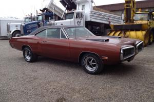 1970 Dodge Coronet 440 Hardtop 2-Door, 440 engine, clone