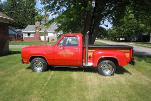 1979 Dodge LiL Red Express Pick-up Truck