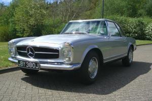 Mercedes 280sl Pagoda Automatic W113