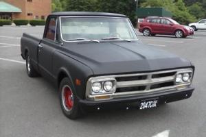 1968 C-10 short bed, project, ratrod, shop truck