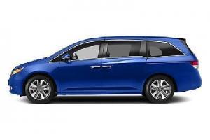 5dr Touring Elite Honda Odyssey TOURING ELITE New Van Automatic Gasoline 3.5L V6