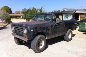 1971 International Scout II Base 5.6L