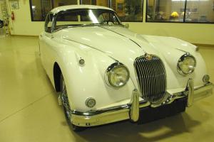 1960 Jaguar XK150 Coupe 3.8  CERTIFIED