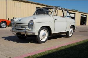 1958 LLOYD LC600 Cabrio Limousine Collectors