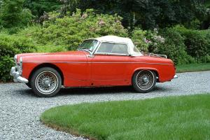 1963 MG MIDGET MK1 Originally exported to France