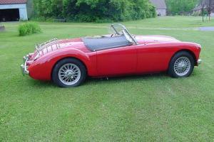 1962 MGA 1600 MKII