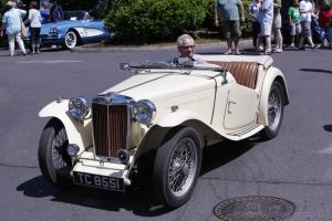 1949 MG TC Base 1.3L