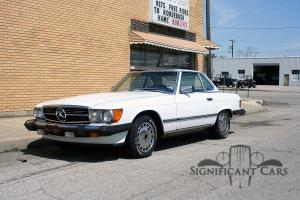 1987 Mercedes-Benz 560SL - Nice Example!