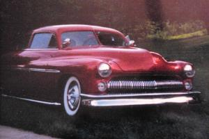 1950 MERCURY COUPE RESTORED RARE ONE OF A KIND 350 CLEVELAND MUST SEE THIS !!! Photo