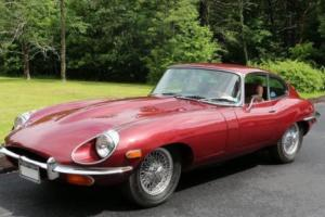 Jaguar E-Type S2 Coupe 4.2