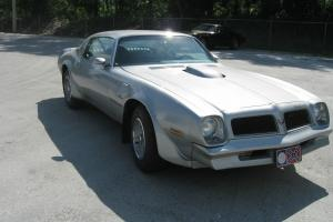 1976 Pontiac Trans Am - 17,000 Miles - 455   4 Speed