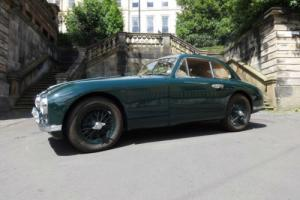 1955 Aston Martin DB2 Manual Brooklands Green Photo