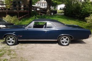 1967 Pontiac Tempest / GTO / Lemans 400 4speed