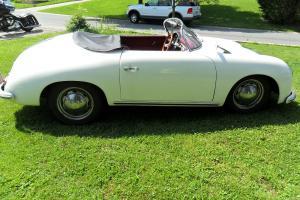 porsche 356 speedster replica NO RESERVE