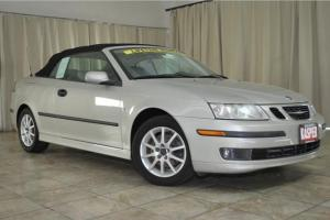 NO RESERVE Saab 9-3 Arc Convertible 2.0L 2dr Coupe 4cyl Heated Leather Alloys