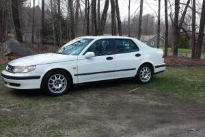 Saab 9 5, 9-5, 2000, great driving car that still looks good, NO RESERVE!