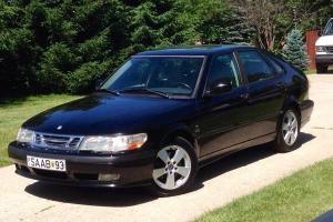 2002 Saab 9-3 SE Hatchback Automatic Leather Sunroof CD
