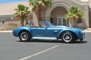 NO RESERVE 1965 SHELBY AC COBRA ROADSTER 88 MILES RUNS GREAT 5 SPEED 351 FAST Photo