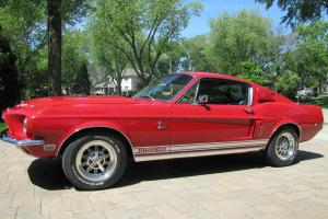 1968 Shelby GT500KR Fastback 428 Cobra Jet V8