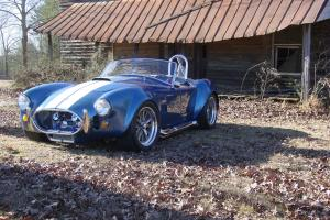 1965 427 Shelby AC Cobra