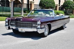 The best cadillac conv you will ever see(( NO RESERVE))