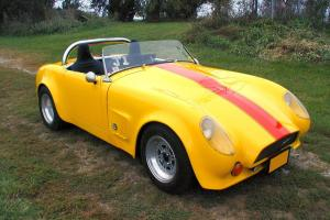 Austin Healey Sprite Street Legal Ex-SCCA Road Racer