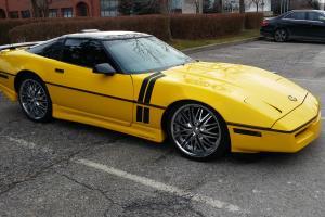 Chevrolet : Corvette coup