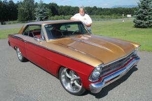 Chevrolet : Nova ss clone