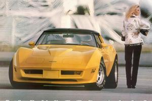 Chevrolet : Corvette L-82