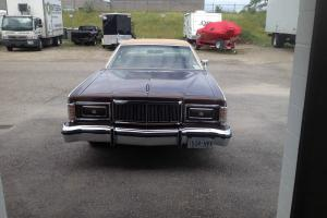 Mercury : Grand Marquis Brougham Photo