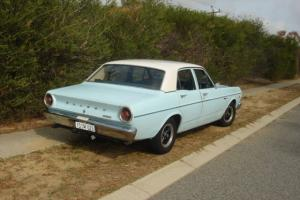 Ford Falcon XR 1967 Sedan Rare EX Police Spec 4 7L Carb Must Sell